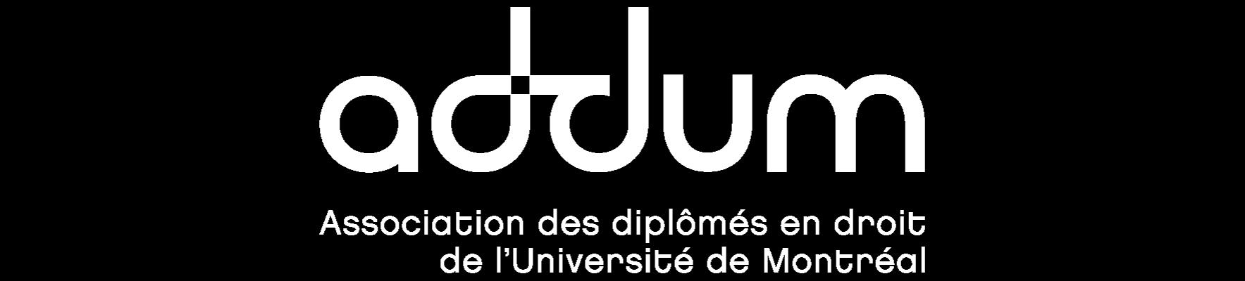 Association des diplômés en droit de l'UdeM
